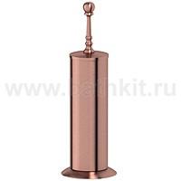 Ерш металлический напольный 3SC Stilmar (античная медь) - фото