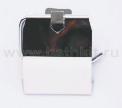 Бумагодержатель с крышкой Rainbowl Cube - фото