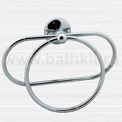 """Полотенцедержатель """"кольцо + овал"""" Rainbowl Otel - фото"""