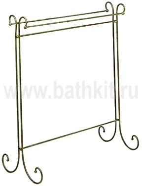 Стойка напольная для полотенец VetrArte Ricciolo - фото