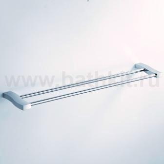 Полотенцедержатель двойной 50 см Schein Swing - фото