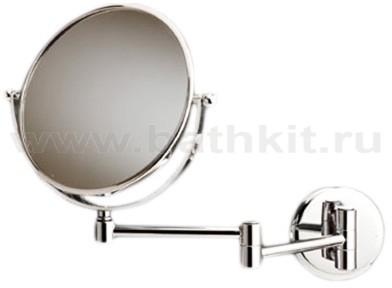 Зеркало косметическое подвесное - фото