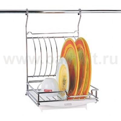 Сушилка с подносом, 25 см. Tescoma Monti - фото
