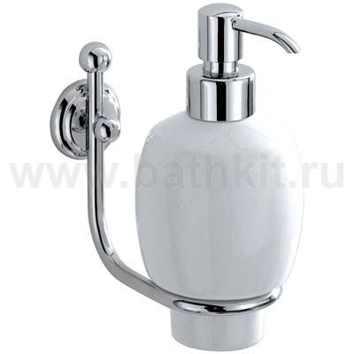 Подвесной дозатор для жидкого мыла Carbonari Teresa - фото