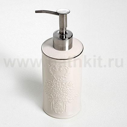 Дозатор для жидкого мыла WasserKraft Rossel K-5799 (350 ml) - фото