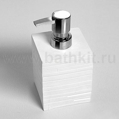 Дозатор для жидкого мыла WasserKraft Leine арт. K-3899 - фото