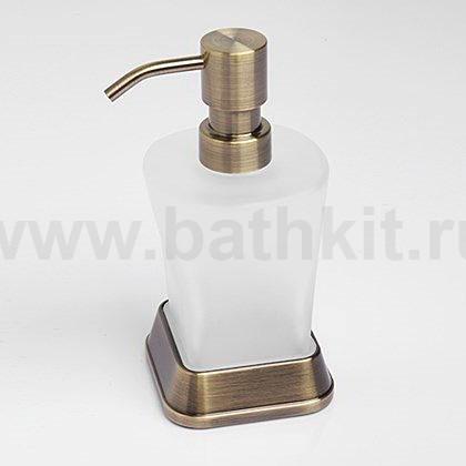 Дозатор для жидкого мыла WasserKraft Exter K-5599 - фото