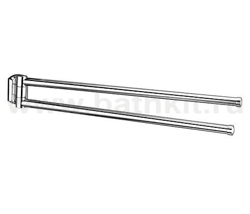 Держатель полотенец, рога WasserKraft Oder K-3000 - фото