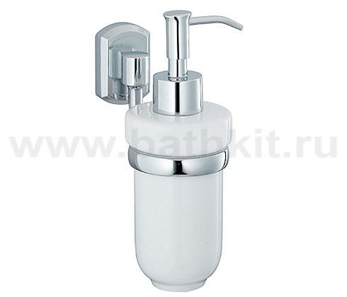 Дозатор жидкого мыла, навесной WasserKraft Oder K-3000 - фото