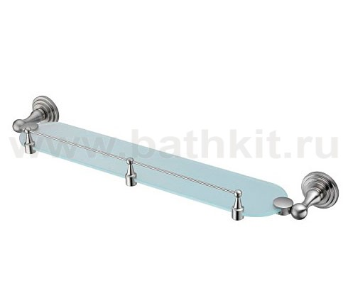 Полка стеклянная WasserKraft Ammer К-7000 - фото
