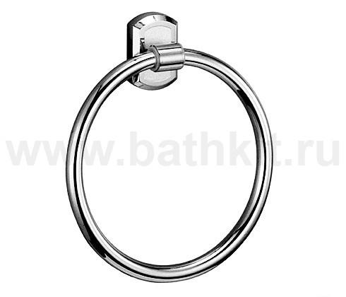 Держатель полотенец кольцо WasserKraft Oder K-3000 - фото