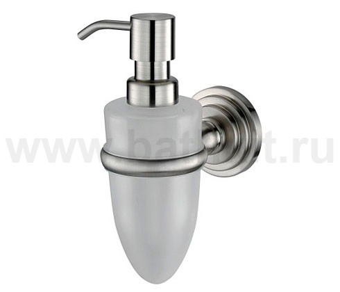 Дозатор жидкого мыла, навесной WasserKraft Ammer К-7000 - фото