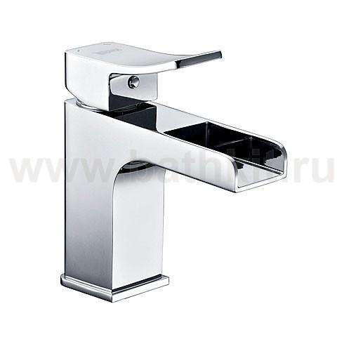 Каскадный смеситель WasserKraft Aller 1069 для умывальника - фото
