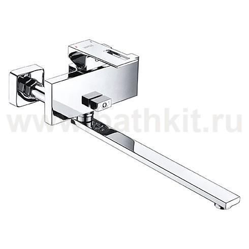 Смеситель для ванны с длинным изливом 1502L WasserKraft - фото
