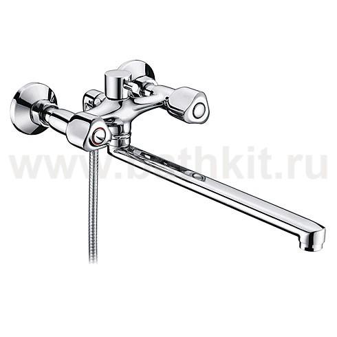 Смеситель для ванны с длинным изливом 2902L WasserKraft - фото