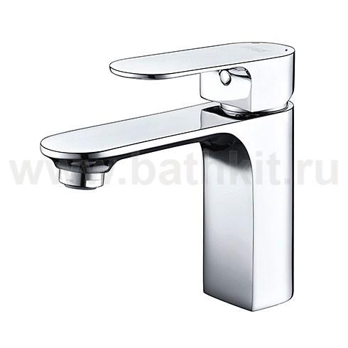 Смеситель для умывальника Dinkel 5803 WasserKraft - фото