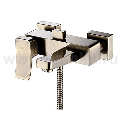 Смеситель для ванны с коротким изливом 1601 WasserKraft - фото