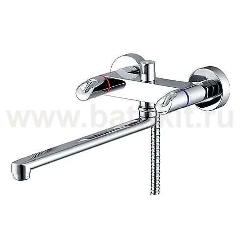 Смеситель для ванны с длинным изливом 1202L WasserKraft - фото