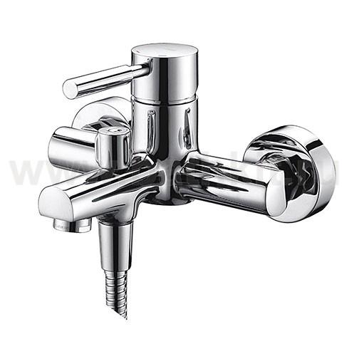 Смеситель для ванны WasserKraft Main 4101 с коротким изливом - фото