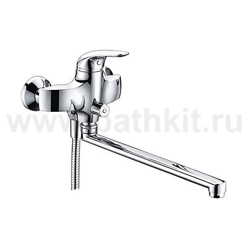 Смеситель для ванны с длинным изливом 2802L WasserKraft - фото