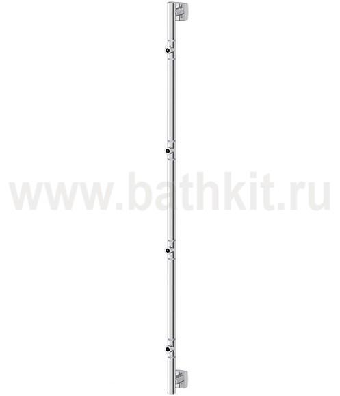 Штанга четырехпозиционная 95 см (хром) FBS Esperado - фото