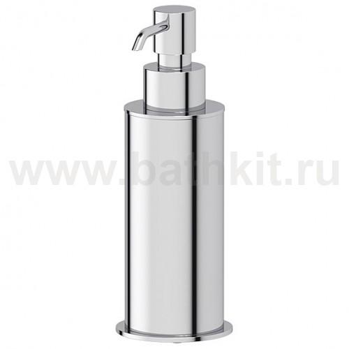 Емкость для жидкого мыла металлическая настольная Artwelle Universell - фото