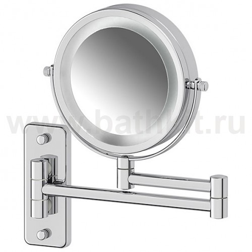 Зеркало косметическое с LED подсветкой Defesto - фото