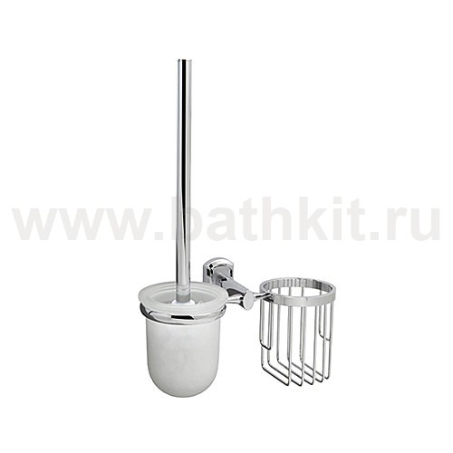 Держатель освежителя и щетки для унитаза WasserKraft Oder K-3035 - фото