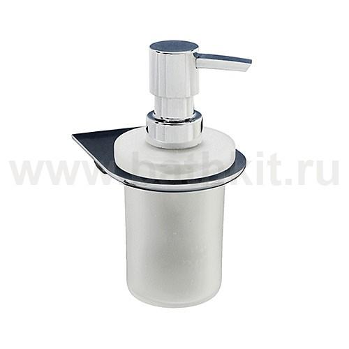 Дозатор жидкого мыла WasserKraft серия Kammel К-8300, объем 170 мл - фото