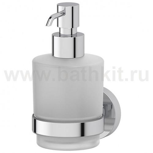 Емкость для жидкого мыла Artwelle Harmonia, стеклянная - фото
