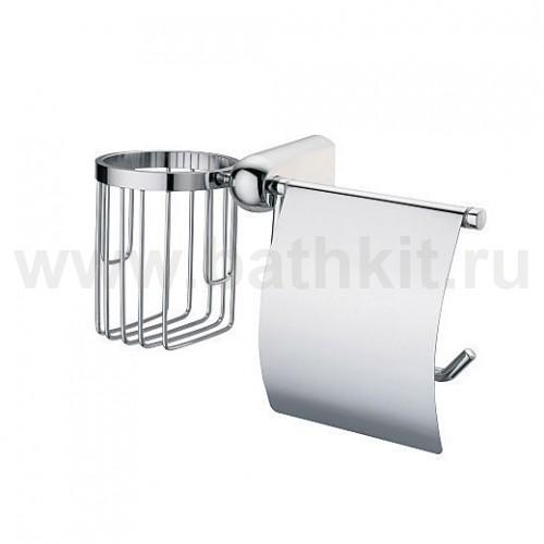 Держатель туалетной бумаги и освежителя WasserKraft Berkel K-6800 - фото