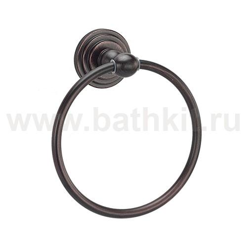 Держатель полотенец, кольцо WasserKraft Isar K-7300 - фото