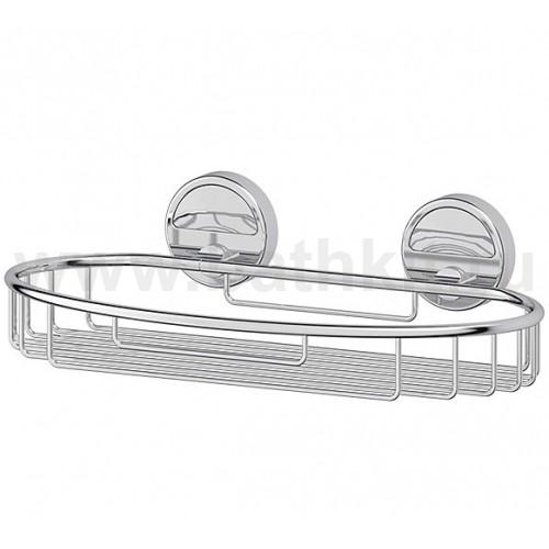 Полочка-решетка 30 см (хром) FBS Luxia - фото