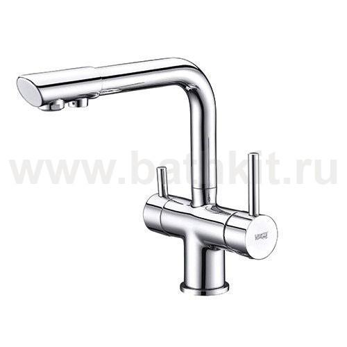 Смеситель WasserKraft A8017 для кухни под фильтр - фото