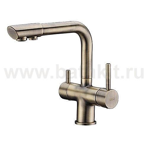 Смеситель WasserKraft A8037 для кухни под фильтр - фото