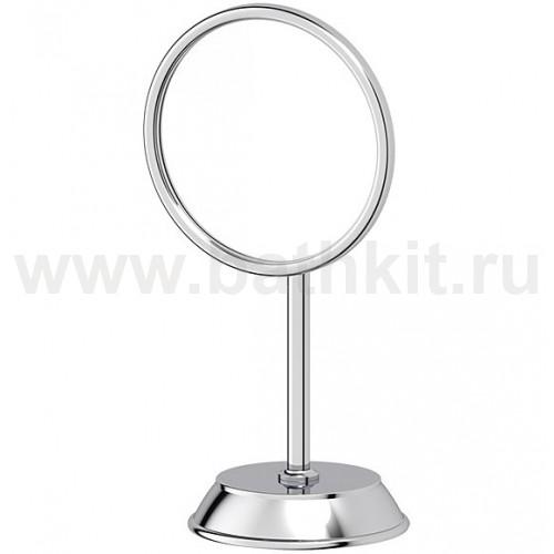Настольное косметическое зеркало (хром) FBS Universal - фото