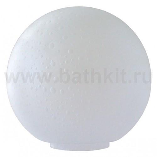Плафон для светильника (белая капля) FBS Universal - фото