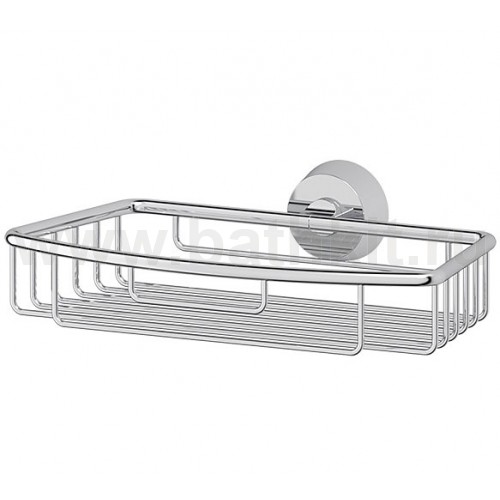 Полочка-решетка 22 см (хром) FBS Vizovice - фото
