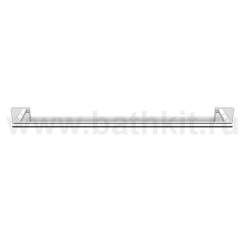 Полотенцедержатель одинарный 65 см