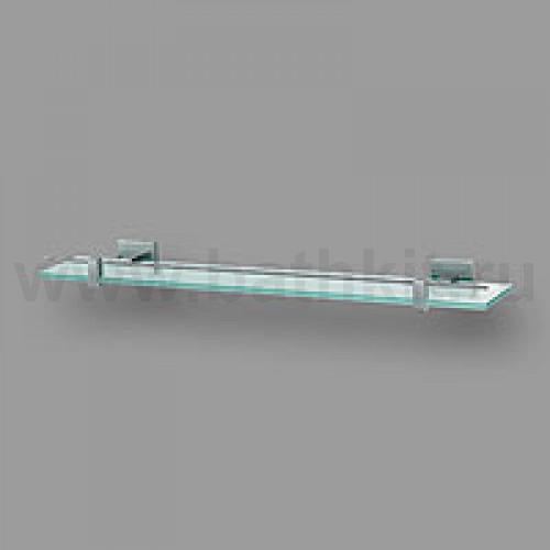 Полочка стеклянная 60 см