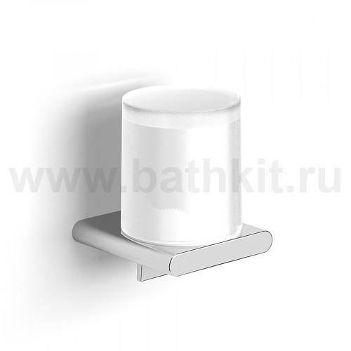 Диспенсер для жидкого мыла круглый