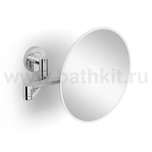 Зеркало косметическое к стене (5Х)