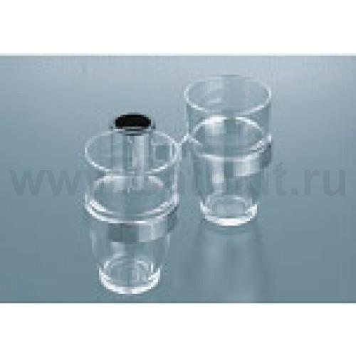 Держатель  для стаканов,  двойной,  198x122x53 мм