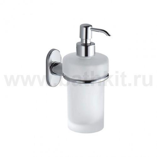 Дозатор жидкого мыла с держателем
