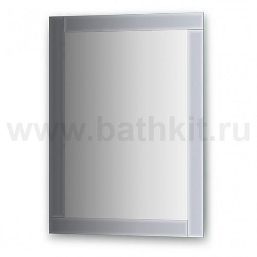Зеркало с зеркальным обрамлением (60х80 см)