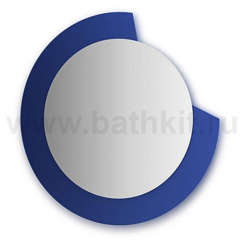 Зеркало  (0 80 см, синий)