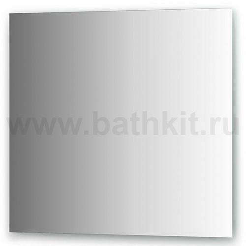 Зеркало с полированной кромкой (80х75 см)