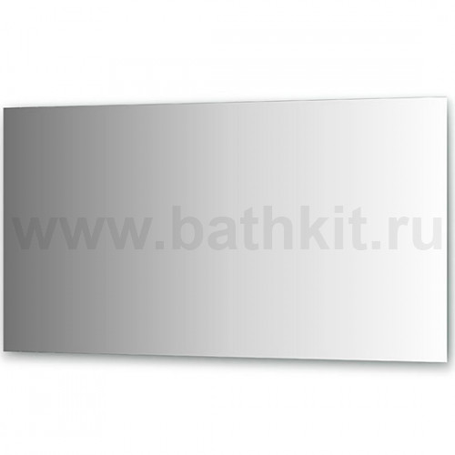 Зеркало с полированной кромкой (140х75 см)