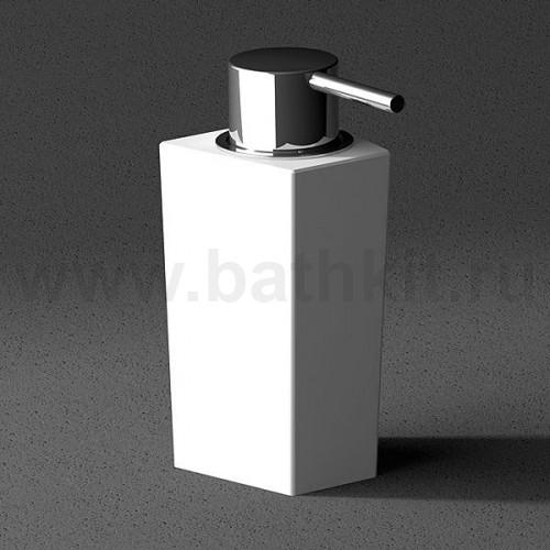 Диспенсер для мыла настольный Solid Surface
