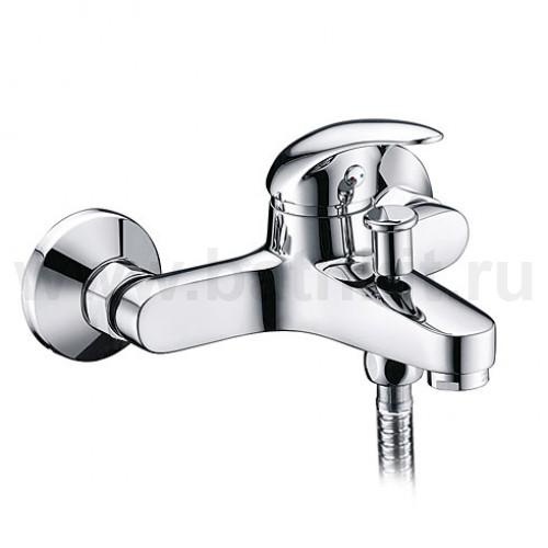 Смеситель для ванны с коротким изливом 2601